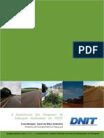 164945959 a Experiencia Dos Programa de Educacao Ambiental Do DNIT