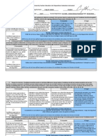 dispositions evaluation tool