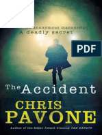 Chris Pavone - The Accident (Extract)