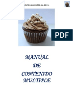 Manual Panquesitos