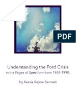 Understanding the Ford Crisis in the Pages of Spectrum