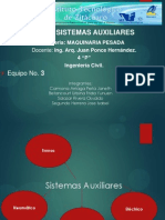 Sistemas Auxiliares E-3