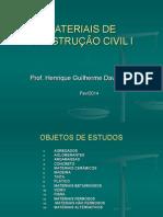 Materiais de Construcao Civil I-f