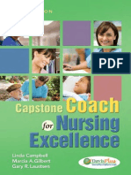 Capstone Coach for Nursing Excellence- Linda Campbell, Marcia Gilbert