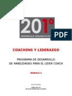 201º -  COACHING Y LIDERAZGO-UTN -  MODULO 4 - MAT. PART.