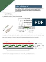 USB Conectores e Fios