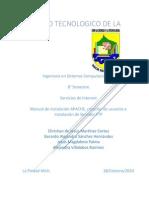 Manual Apache, Creacion de Usuarios y Servidor FTP