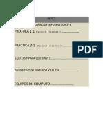 Modulo de Informatica