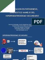 Actualización en el manejo del hiperparatiroidismo secundario 2013