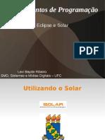 Eclipse + Solar