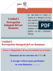 Desarrollo Individual. UNIDAD I. Tema 1