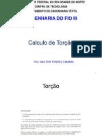 Eng do Fio III - Calculo de Torção pdf