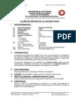 Silabo Gestion de La Calidad Total 2014-1