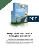 Parte 1 - Introducao a Energia Solar