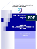 A Guide to Access the Resources on the NQR