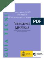 Guía exposición vibraciones