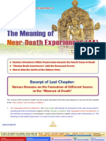 Lake of Lotus (44)-The Profound Abstruseness of Life and Death- The Meaning of Near-Death Experiences (44)-By Vajra Master Pema Lhadren-Dudjom Buddhist Association