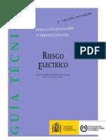 Guía riesgo eléctrico