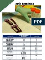 Biometría hemática