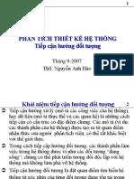 PTTKHT Phan Tich Thiet Ke Huong Doi Tuong