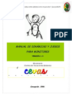 Manual de Juegos y Dinamicas Version 1.0
