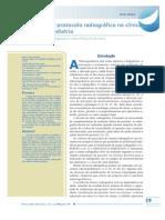 Protocol Radiografico