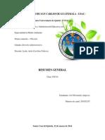 Resumen General - Clase 150314 - 230314