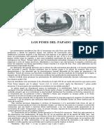 36 - Los Fines Del Papado