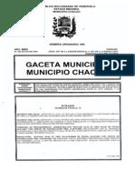 Decreto 006-09  007-09