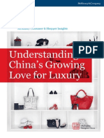 Mckinsey Luxury Market China