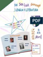 Boceto de Lengua y Literatura