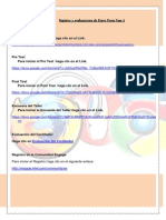 registro y evaluaciones de entre pares fase 2