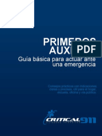 Manual Primerosauxilios