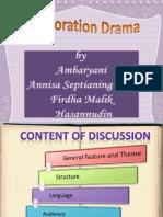 Restoration Drama