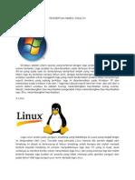 arti lambang berbagai macam operating system (os)