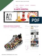 Paletas de Colores Cromáticos _ Técnicas en Arte Digital