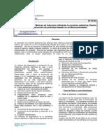 Analisis de Fallas en Motores de Induccion