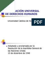bioetica 2008, declaracion derechos humanos.ppt