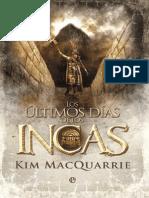 Los Ultimos Dias de Los Incas - Kim MacQuarrie