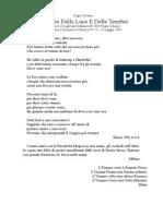 Roger Zelazny - Creature Della Luce E Delle Tenebre