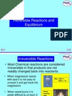 KS4 Reversible Reactions