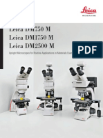 Leica Dm1750m-Dm750m-Dm2500m Brochure En