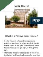 solar house stem