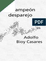(1993) Novela - Un Campeon Desparejo