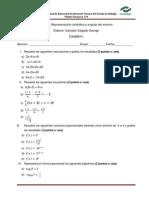 Examen I Asesorias