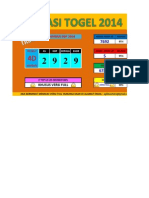 Angka Wajib Hadir Di 2D Berdasarkan Ekor Harian