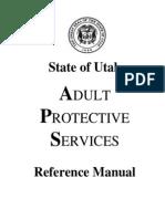 Vulnerable Adult Act. Utah Code