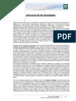 Lectura 2 - La Estructura de Las Sociedades