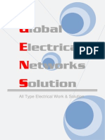 Global Electrical Networks Solution Profile