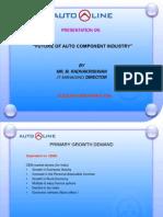 Auto Industry Presentation